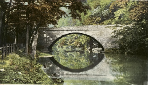 Valley Green Bridge on the Wissahickon