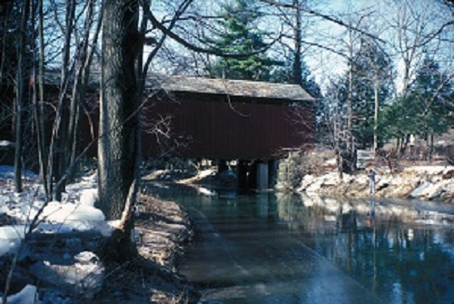 Zimmerman's Covered Bridge