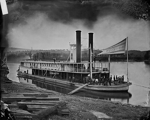steamboat 1860