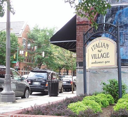 Columbus Italian Village