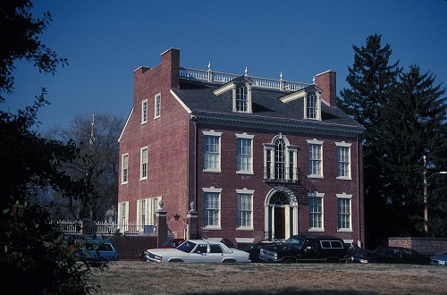 GEORGE READ II HOUSE
