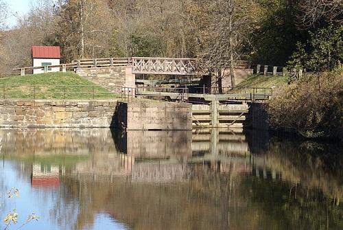 Lock 60 Schuylkill Canal