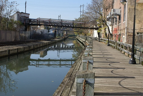 Manayunk Canal