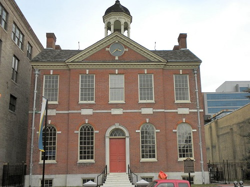 Old Town Hall Wilmington
