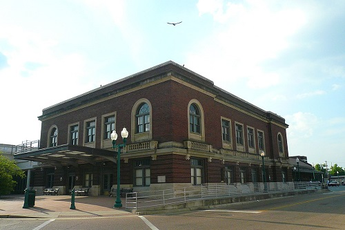 Amtrak Jackson, MS Station