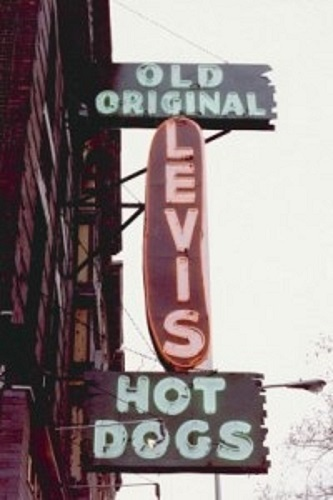 old original levis hot dogs