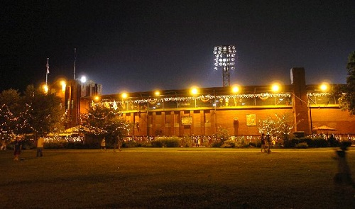 bosse field lights