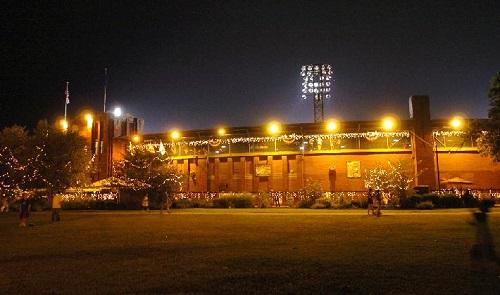 bosse field lights