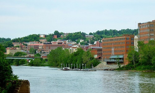 city of morgantown