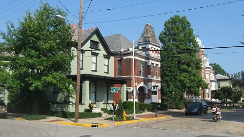 riverside historic district