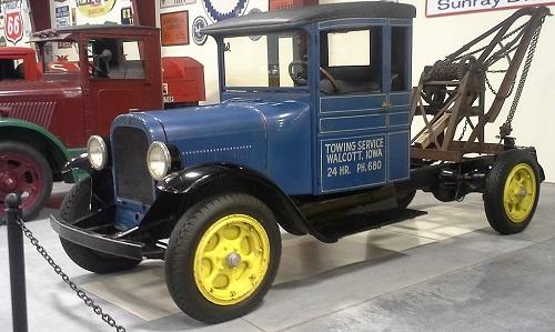 trucking museum