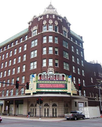 wichita orpheum theater